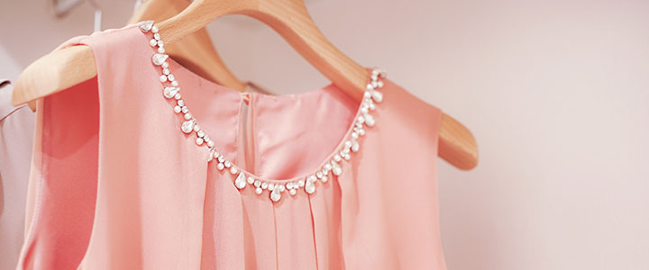 婚活用のドレス